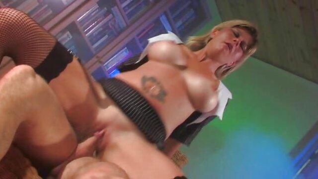 Sean Blue fodido com pornô brasileiro com negras força pelo Mike Gate